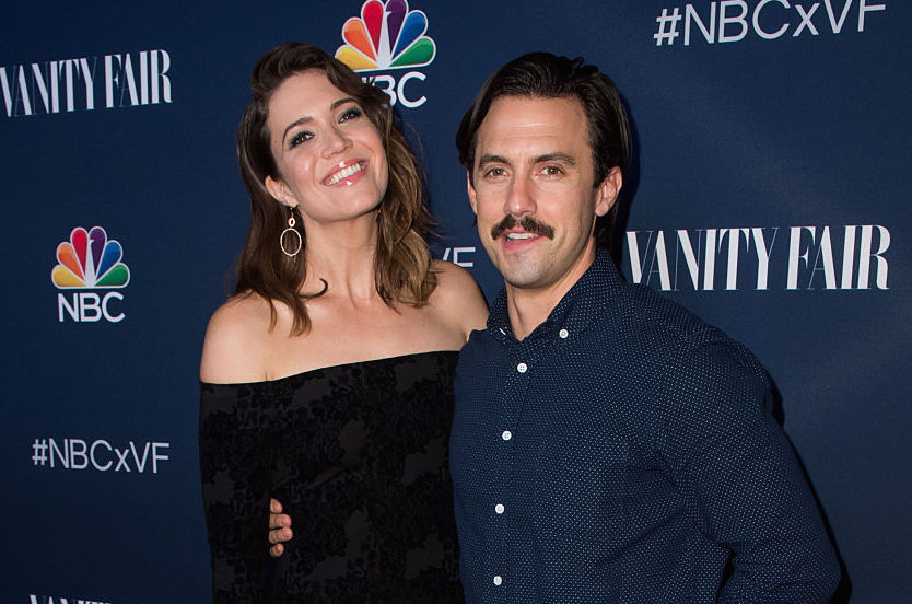 "Mandy Moore and Milo Ventimiglia rap ""The Fresh Prince of Bel-Air"" theme song, NAIL IT"