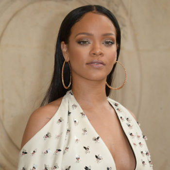 Just in time for Valentine's day, Rihanna released a new perfume from her line RiRi