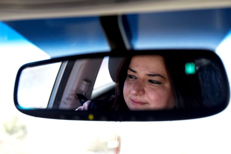 These female taxi drivers in Jordan are speeding away from stereotypes because girl power