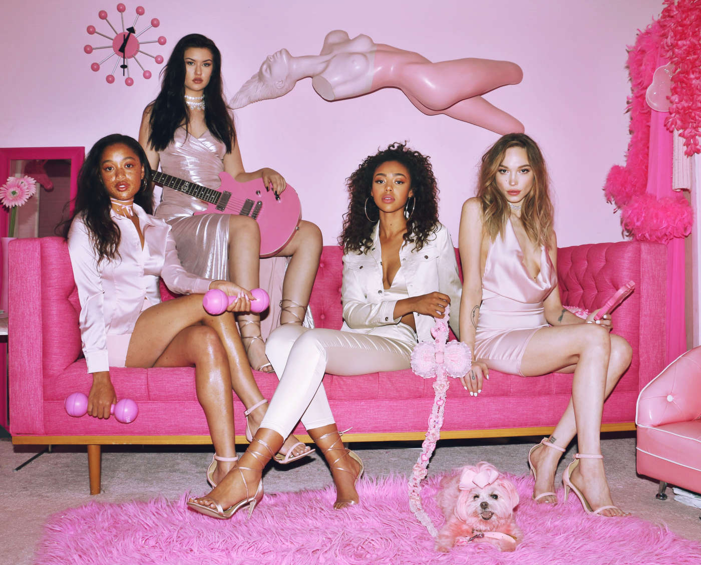 "The Missguided and ""Galore Magazine"" collaboration is your '90s girl power dream"