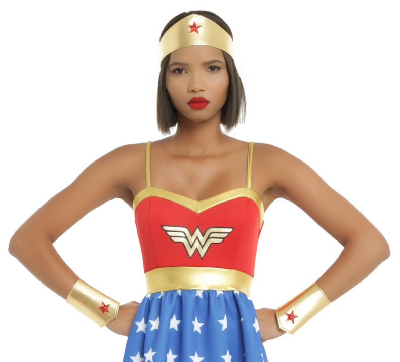 Here are 12 super amazing gifts the Wonder Woman fanatic in your life would love
