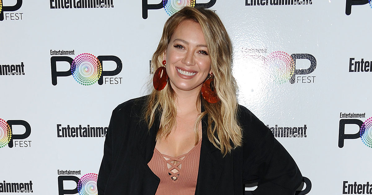 Hilary Duff just got real about marriage and traditional relationships and we're here for it