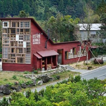 This house in Japan is made entirely from recycled materials and it's as fascinating as it sounds