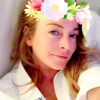 "Lindsay Lohan has launched a hilarious new clothing line that totally makes fun of that new ""accent"""