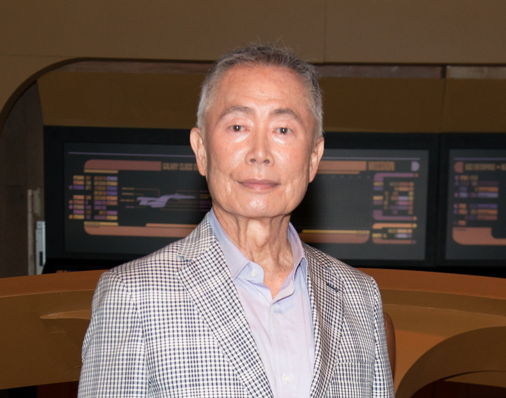 The ever-wonderful George Takei offers a message of hope after a troubling election