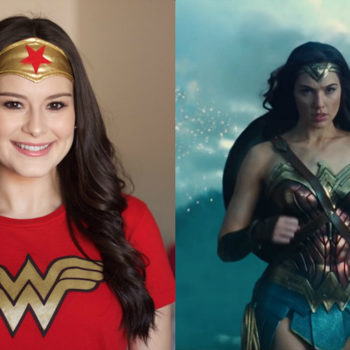 """This is how you can recreate four different hairstyles seen in the """"Wonder Woman"""" trailer"""