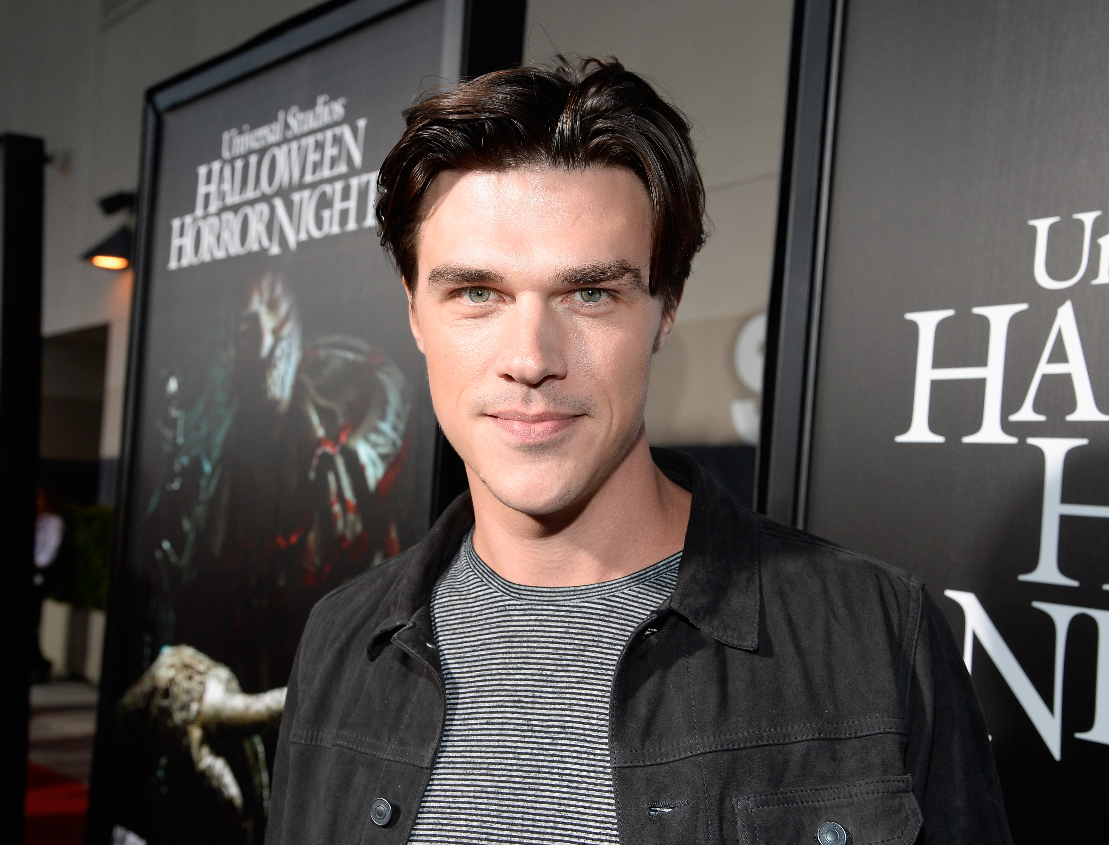 """""""American Horror Story's"""" Finn Wittrock nearly scared us to death with this closeup of his face"""