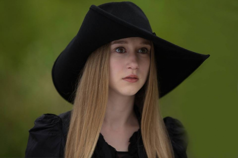"We finally know who Taissa Farmiga is playing on ""American Horror Story: Roanoke"""