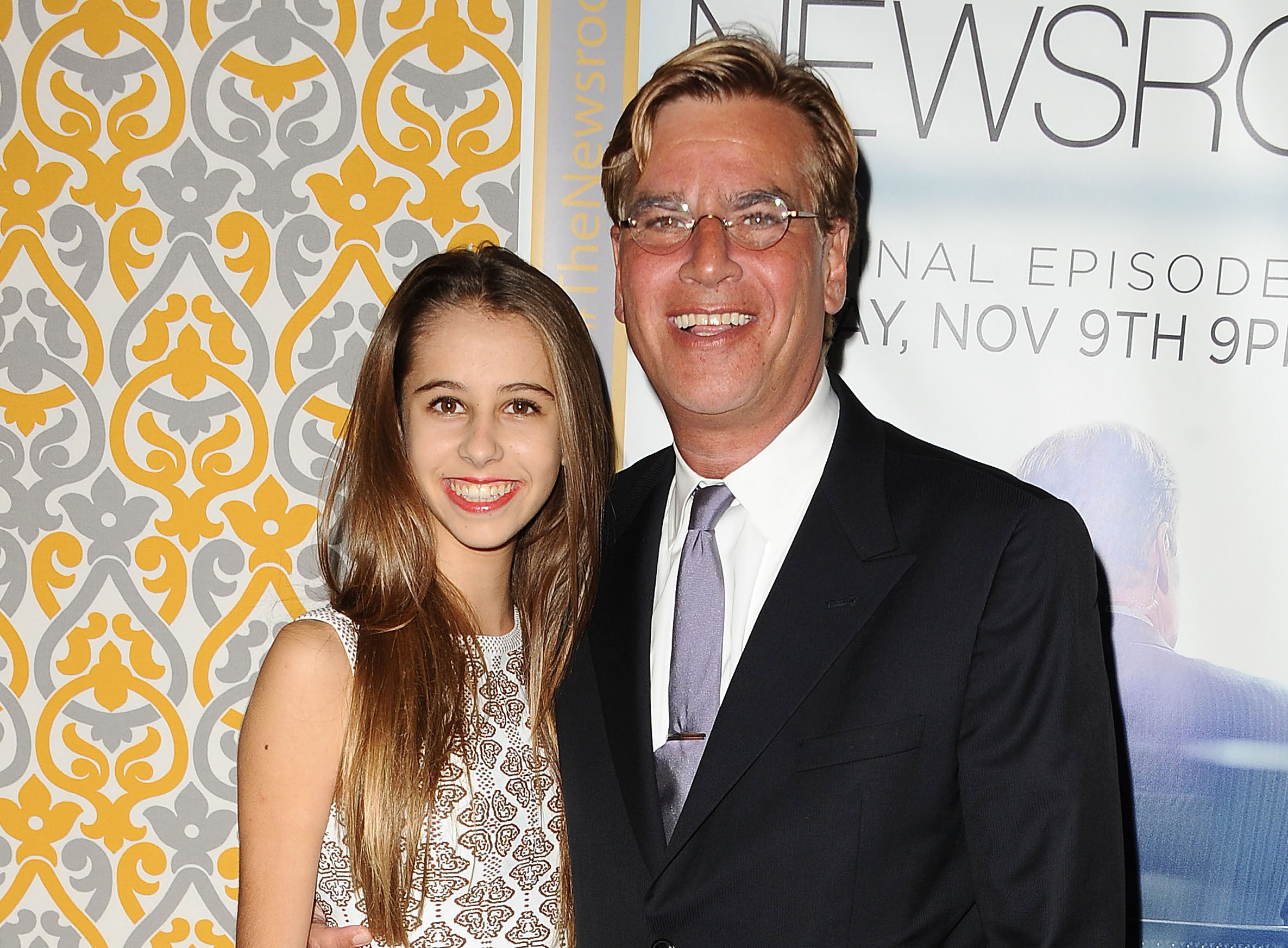Aaron Sorkin wrote the most heartfelt letter to his 15-year old daughter after the 2016 Election