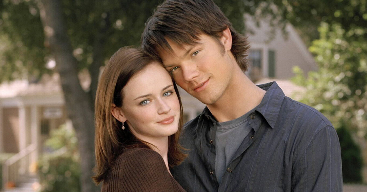 "Did Alexis Bledel just accidentally reveal this major thing about Rory and Dean in ""Gilmore Girls?"""