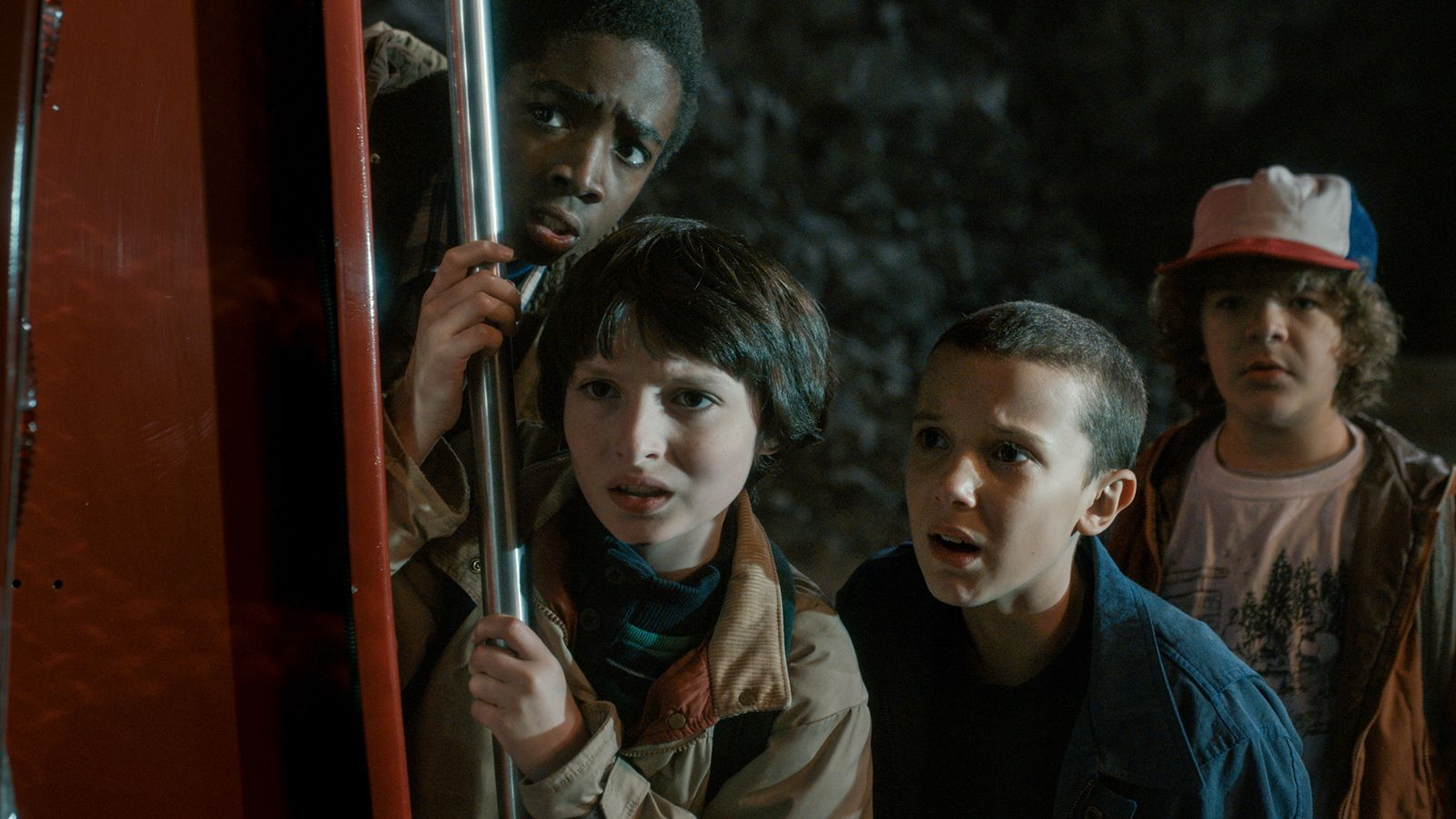 "Welp, don't expect to learn more about ""Stranger Things"" Season 2 any time soon"