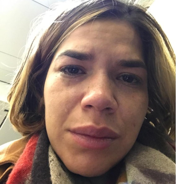 America Ferrera's Instagram of mourning reminds us that we are not alone — never alone