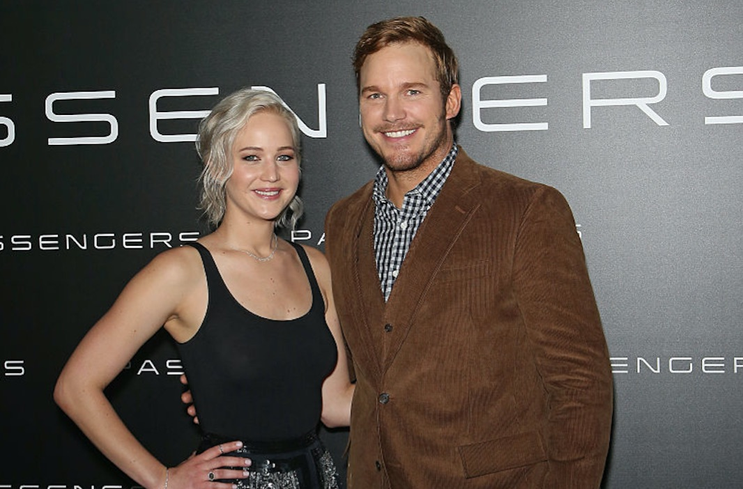 Jennifer Lawrence discussed her favorite male body parts with Ellen and Chris Pratt and it was perfection