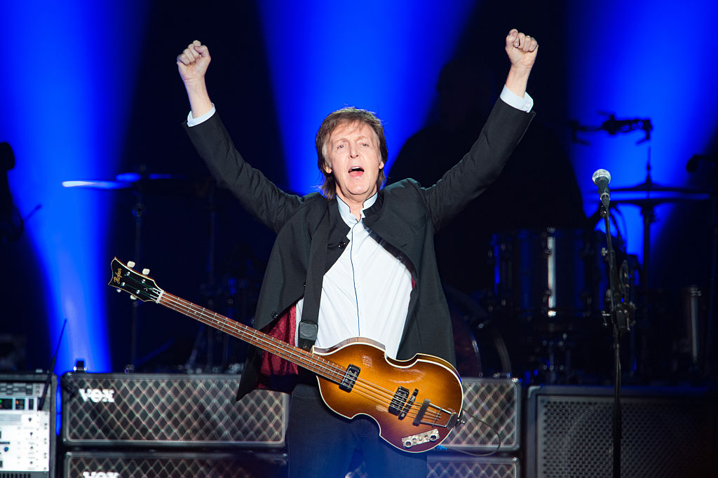 Paul McCartney's Mannequin Challenge was epic on so many levels