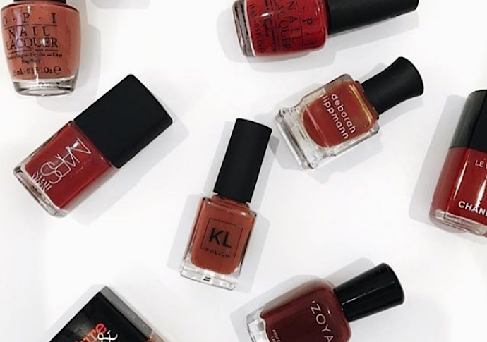 Kathleen Lights gave sneak peeks of her upcoming nail polish line and it looks so chic