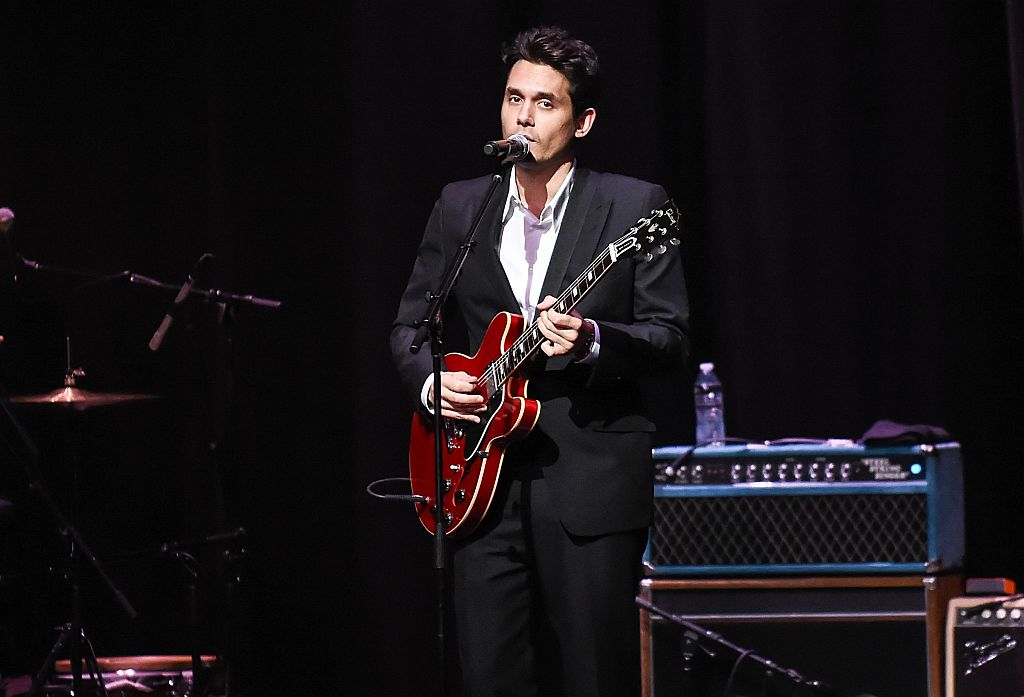Could this Instagram post mean John Mayer finally is making new music??!!