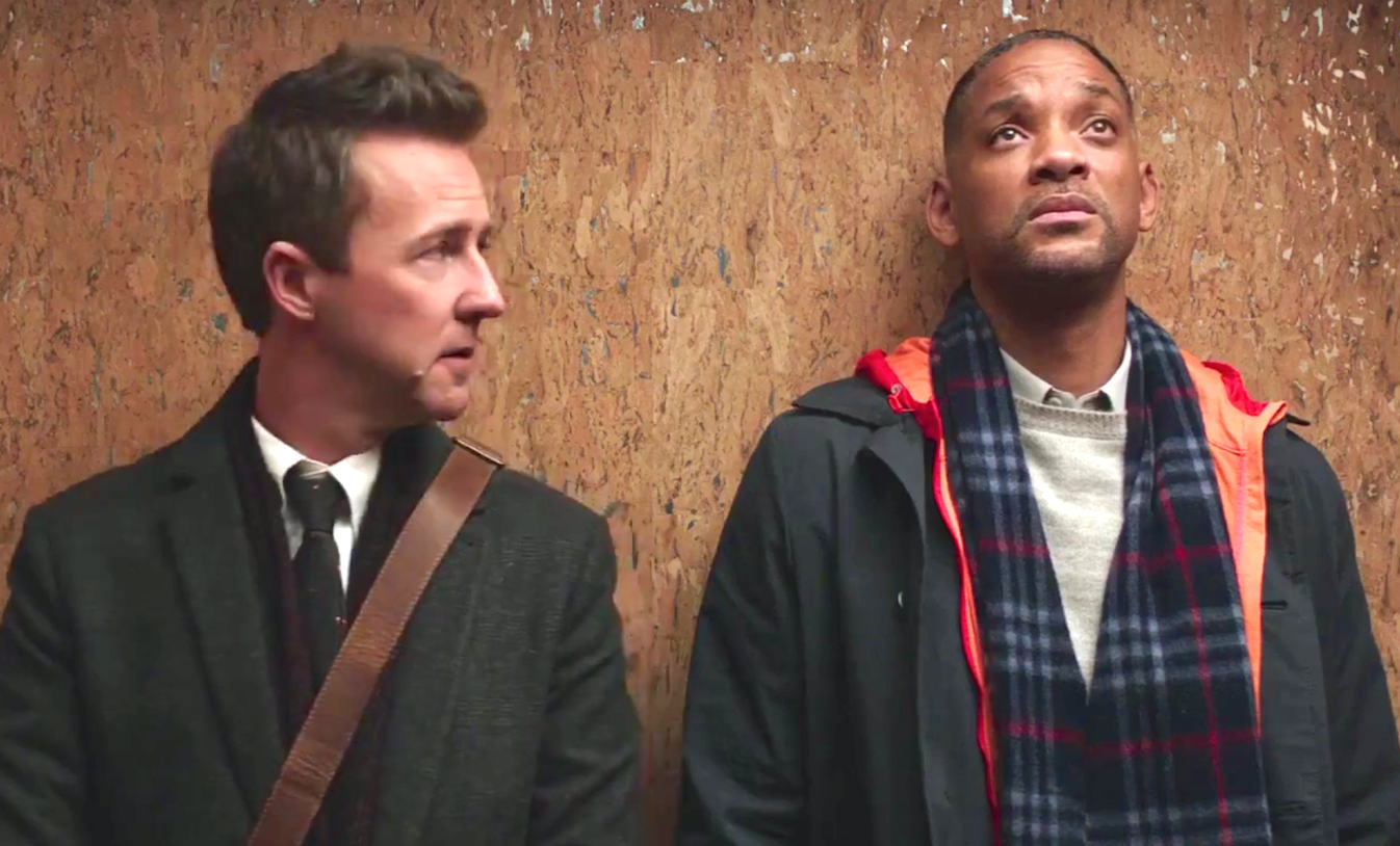"""The trailer for the Will Smith and Kate Winslet's movie """"Collateral Beauty"""" will make you feel lots of things"""