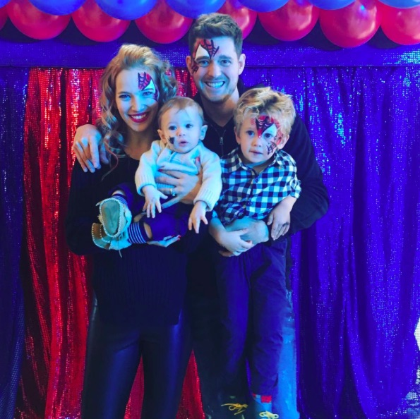Michael Bublé won't sing until his son is well again, and we completely understand