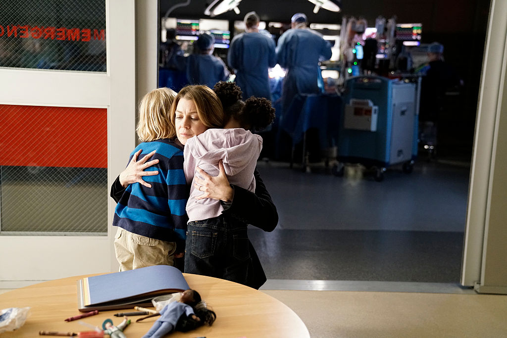 "We weren't ready for last night's episode of ""Grey's Anatomy"""
