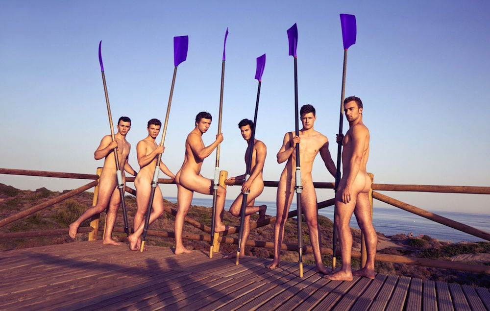 The naked Warwick Rowers are now challenging homophobia more than ever