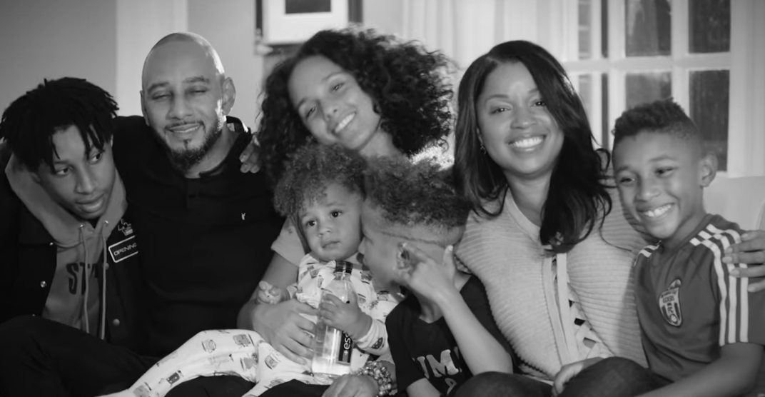 Alicia Keys' newest music video is a gorgeous tribute to blended families like hers