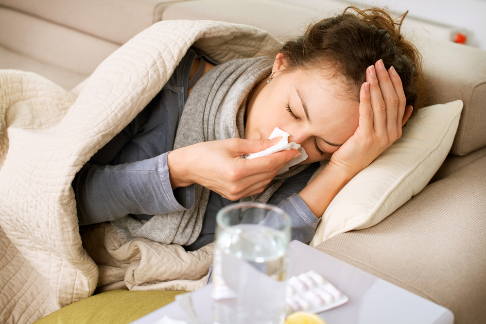 Listen up, your birth year might have a hand in your risk level for the flu