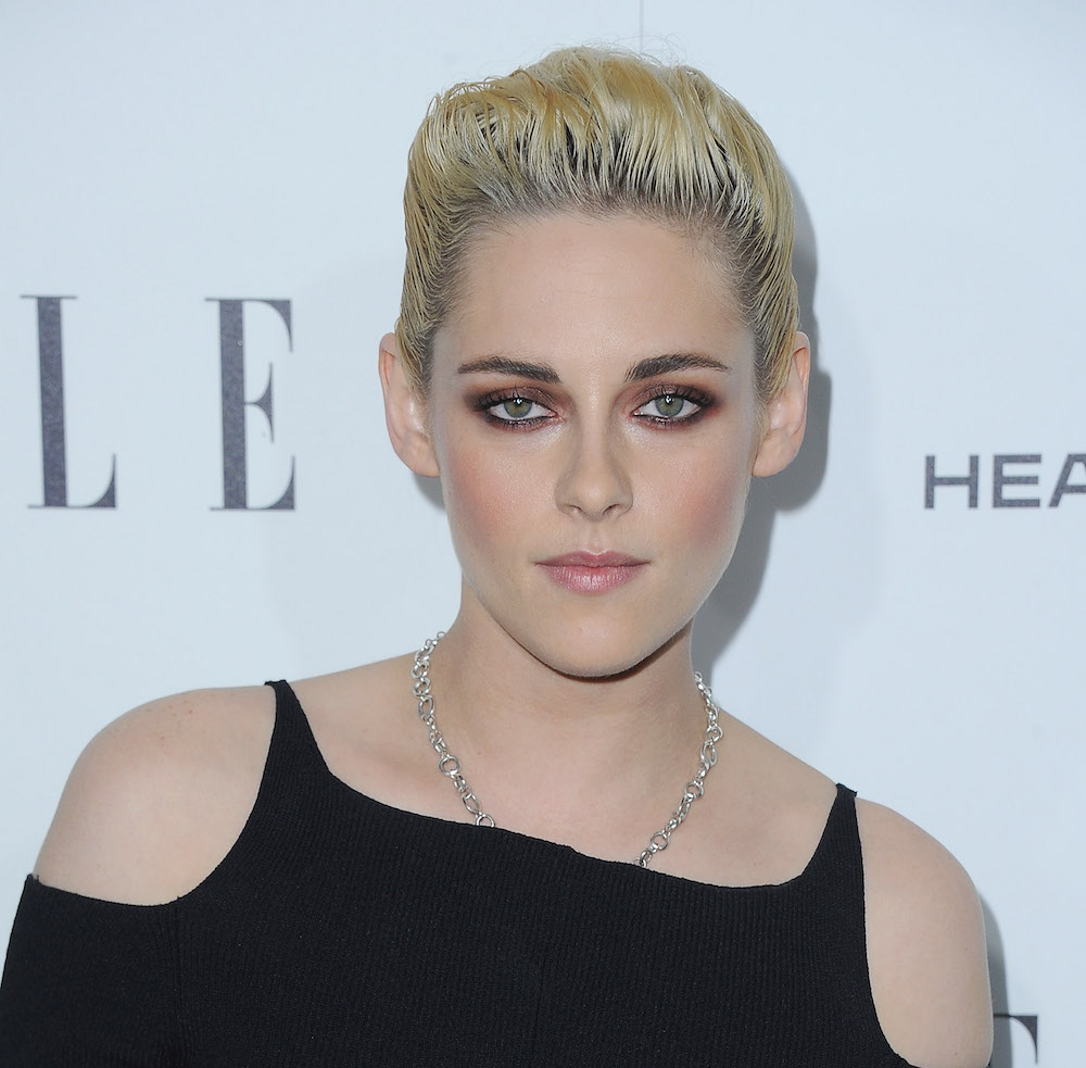 "We're obsessed with Kristen Stewart's '90s glam lingerie outfit on ""Ellen"""