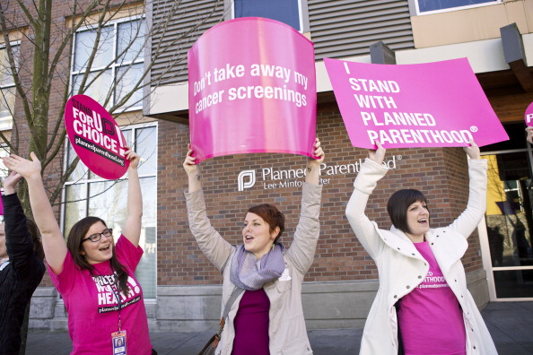 Planned Parenthood donations have greatly increased, and we applaud everyone taking a stand for reproductive rights