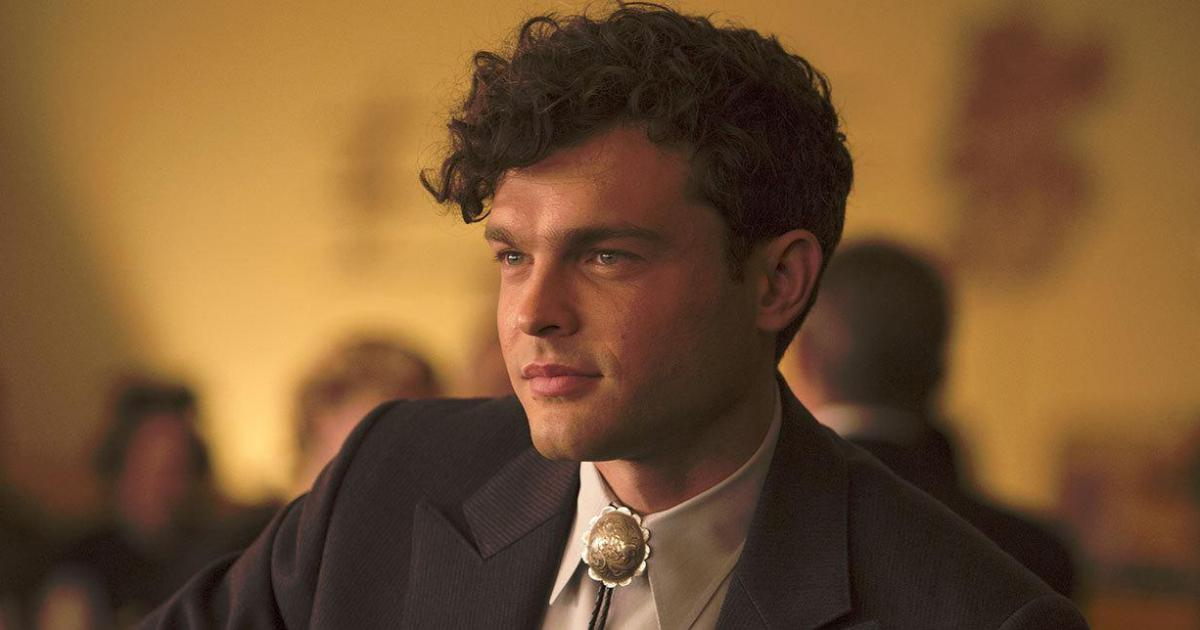 Alden Ehrenreich talks about playing young Han Solo and we can't wait to see him