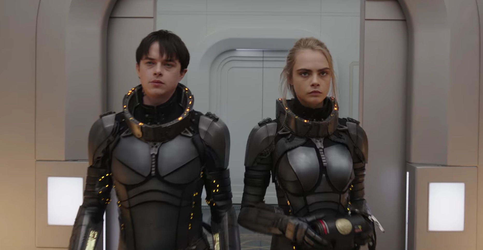 """OMG, the first trailer for Cara Delevingne's sci-fi epic """"Valerian"""" is here, and it is extraordinary"""