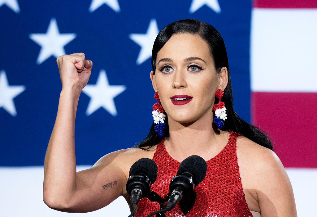 Katy Perry just stood up for Planned Parenthood in a HUGE way, and it's awesome