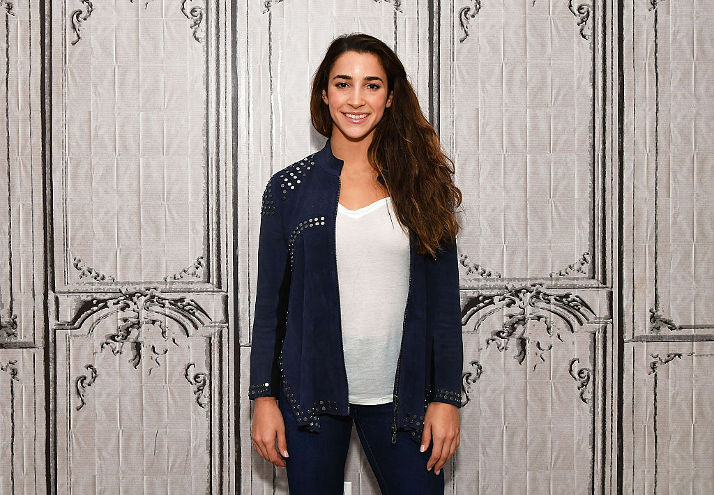 Olympic gymnast Aly Raisman is speaking out about body positivity and it's so important