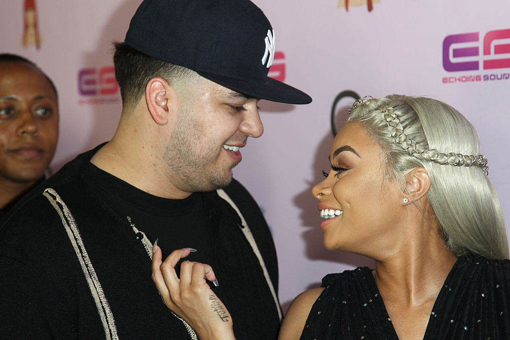 Rob Kardashian's video of his daughter and Blac Chyna sleeping is the sweetest