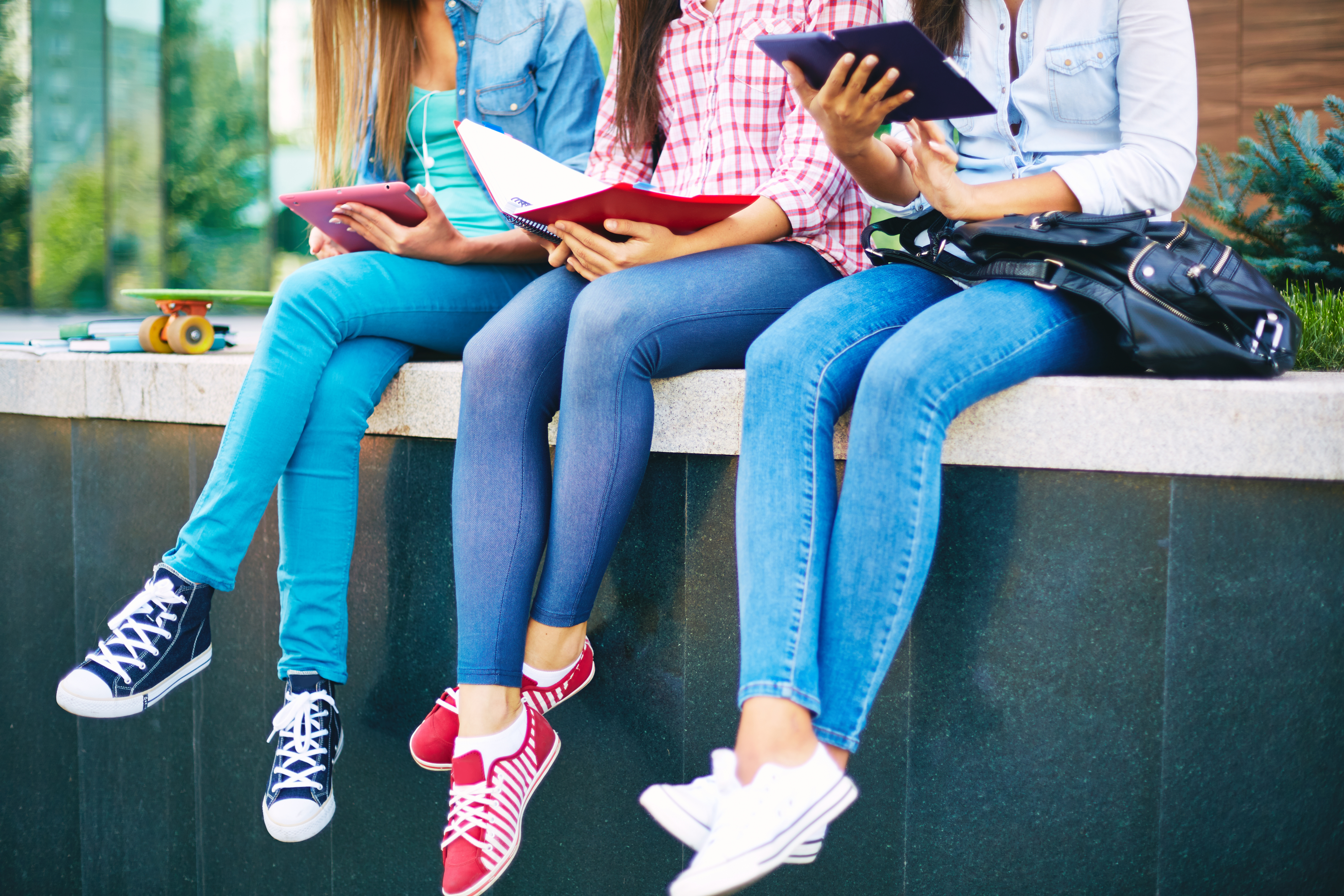 Study shows teen girls suffer PTSD differently than boys which makes total sense