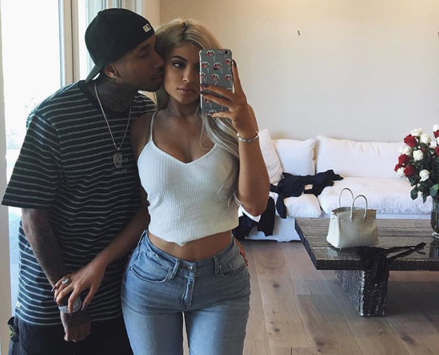 Kylie Jenner shared some adorable moments with Tyga's son and it's the cuteness we need right now