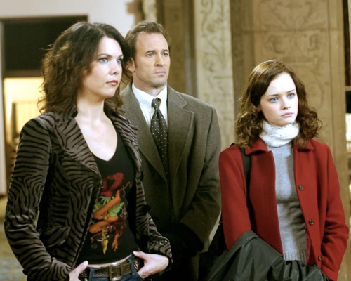 "This ""Gilmore Girls"" cast member had some pretty strong opinions about how the show ends and we are listening"