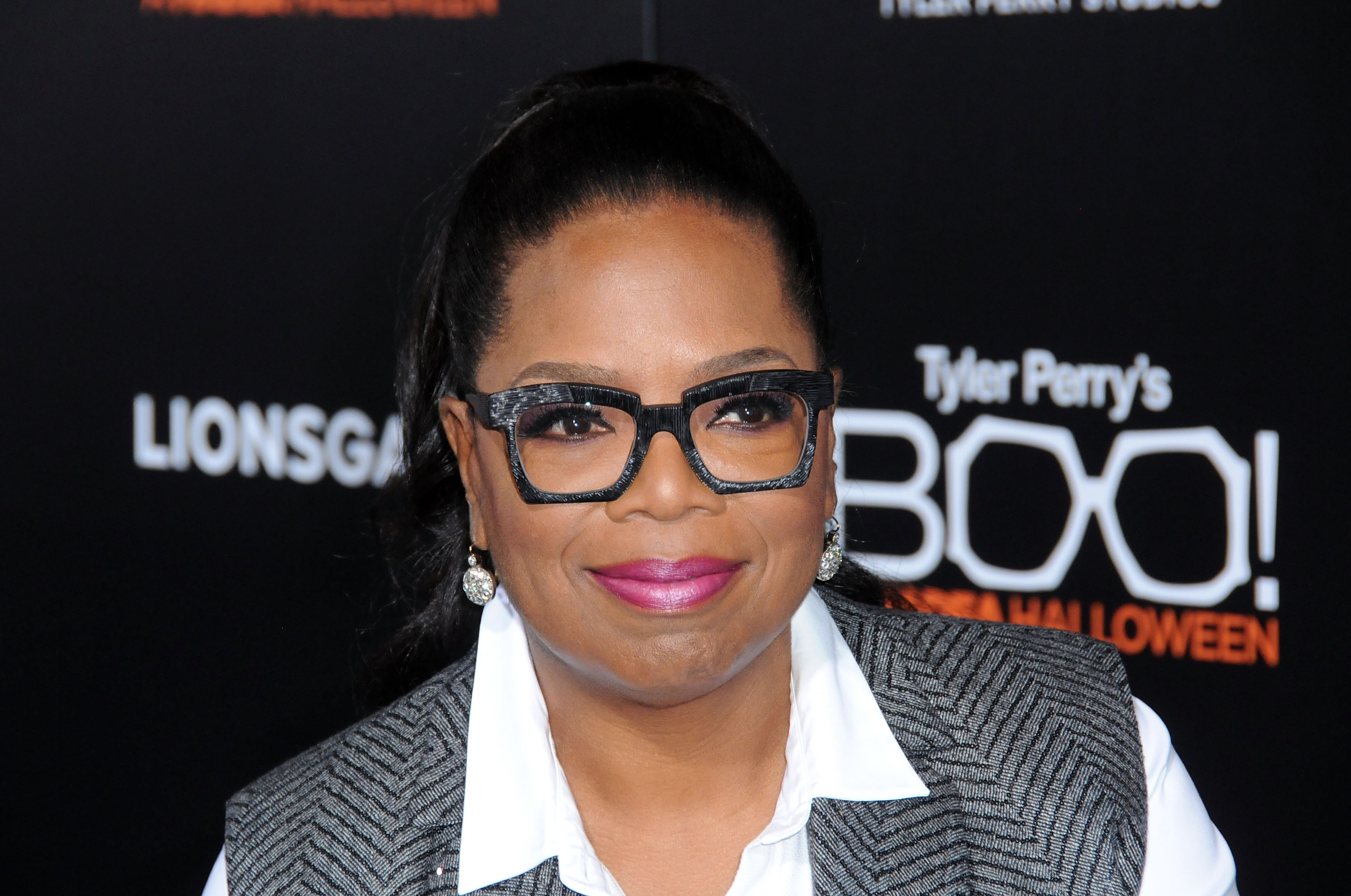 Michael Moore wants Oprah to run for president next time and we'd be alright with that