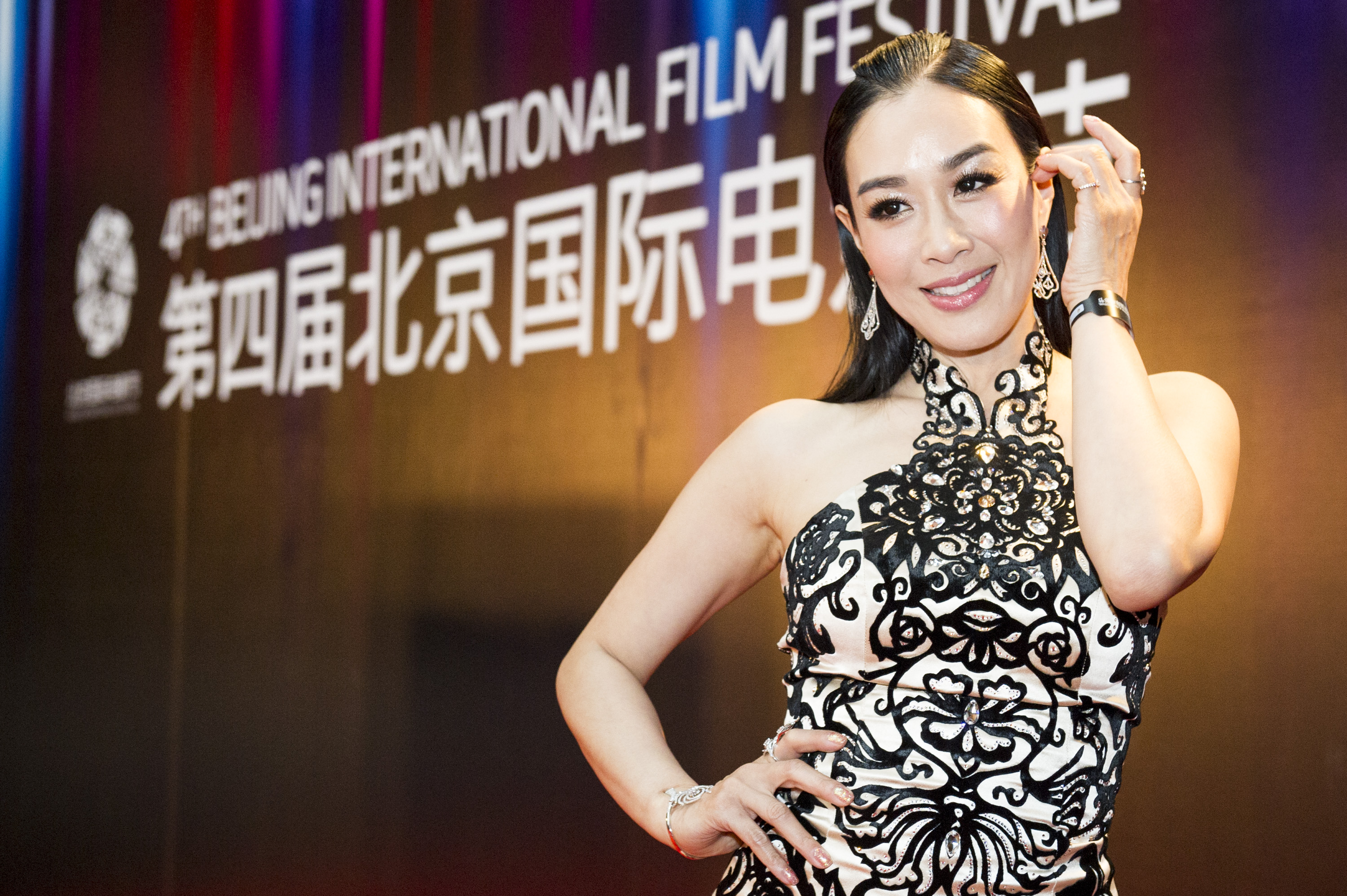 This Chinese actress became a mermaid for her wedding — complete with tail