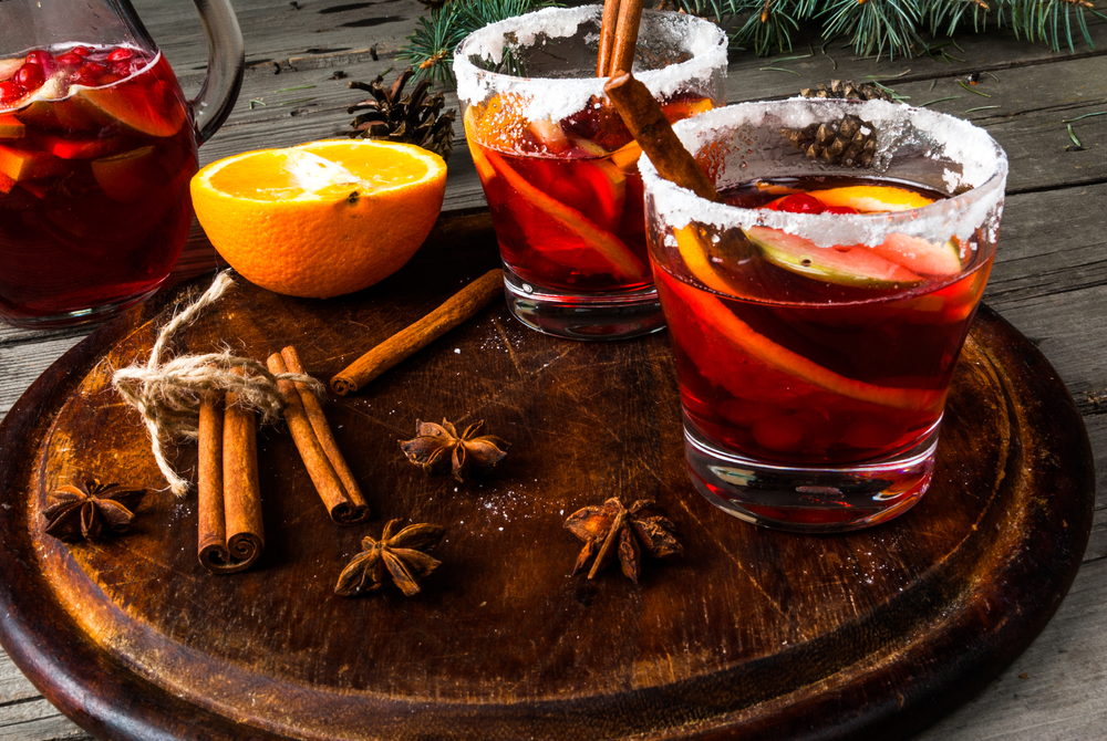 11 Thanksgiving cocktails that will impress everyone you know