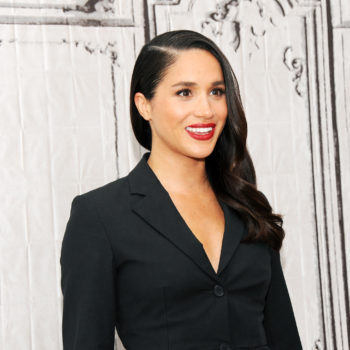Meghan Markle said that she's always had a *thing* for British guys and we have to agree with her