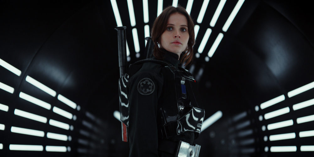 """This new """"Rogue One"""" film trailer is making us beside ourselves with """"Star Wars"""" excitement"""