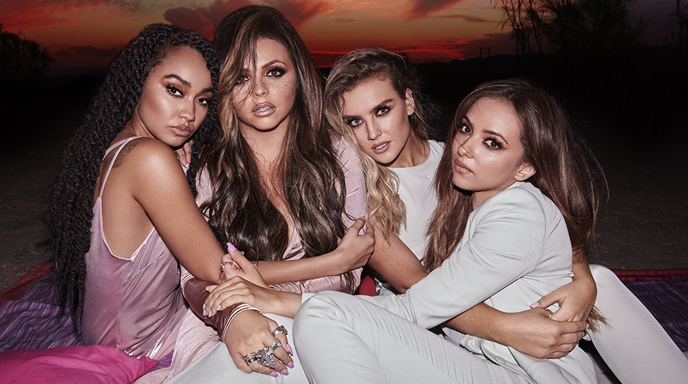 Little Mix talk to us about heartbreak, friendship, and overcoming negativity