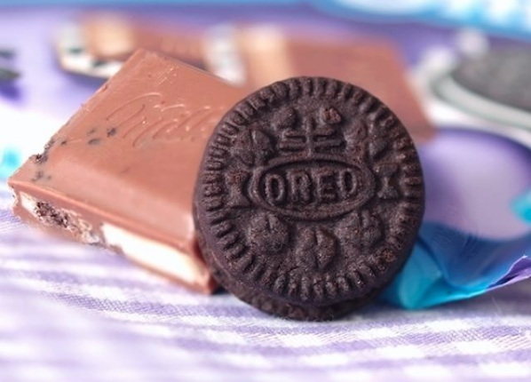 Oreo just launched...CANDY BARS?!