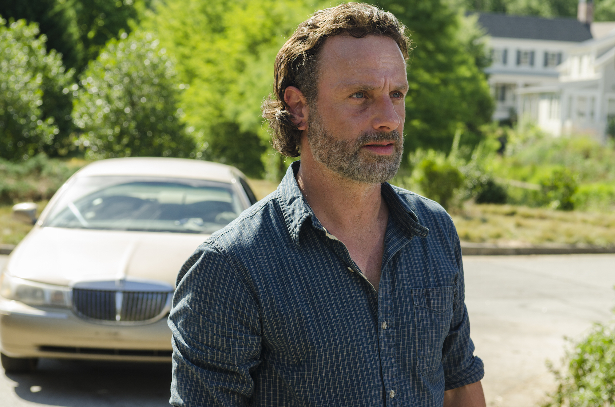 "Rick just made a HUGE confession on ""The Walking Dead"" and we've got feelings about it"