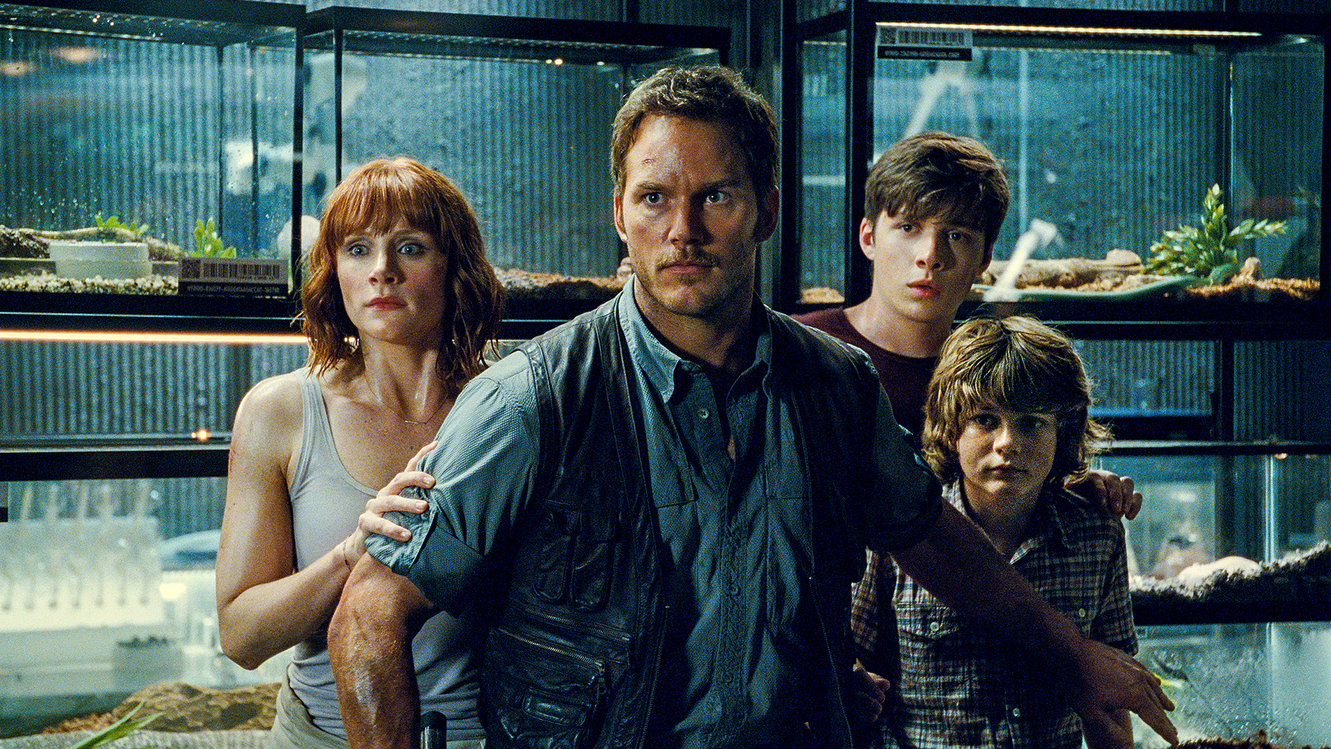 "Turns out, ""Jurassic World 2"" is *also* ""Jurassic Park 5"""