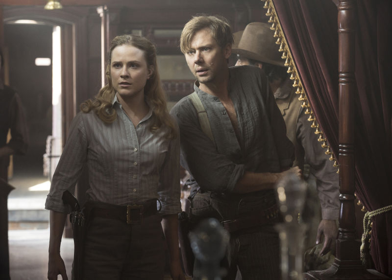 "Dolores and William take their relationship to the next level on ""Westworld,"" and we're not sure how we feel"