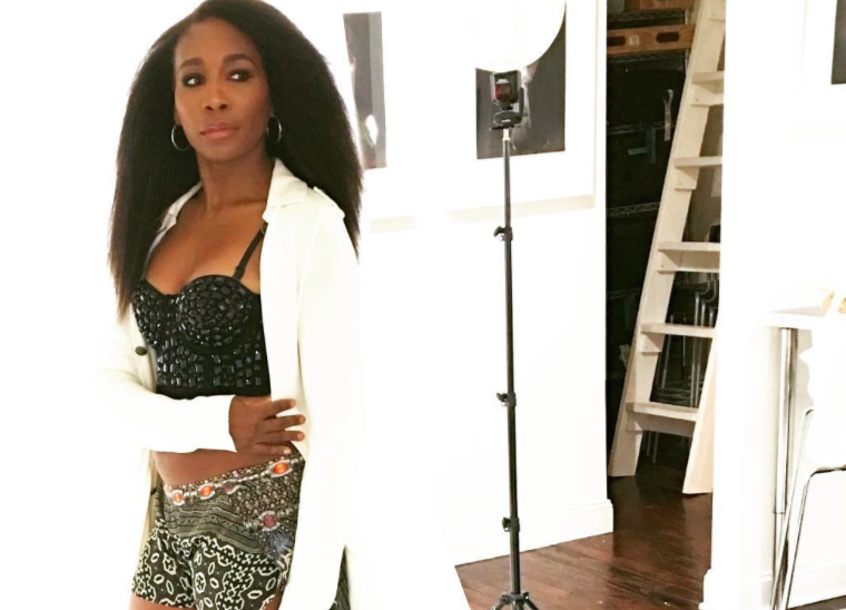 Venus Williams lip-syncing to Britney Spears is what you need on this Monday
