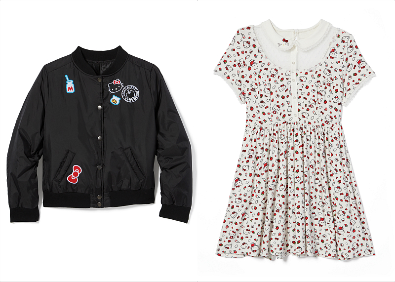 A new Torrid and Hello Kitty collection just came out and we are SO excited