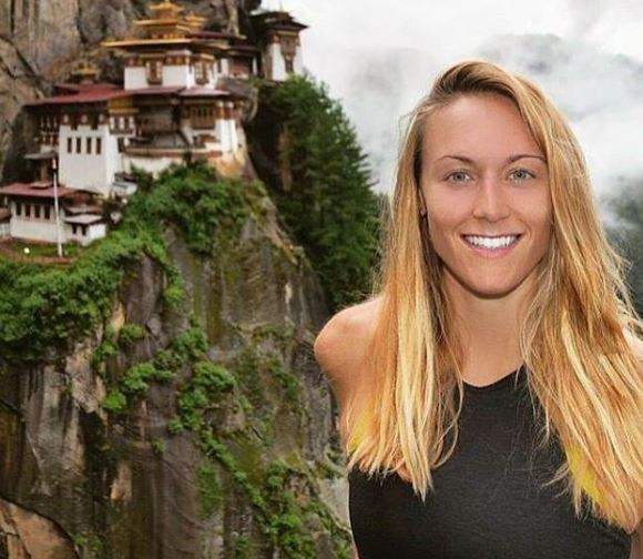This 27-year-old woman is visiting every country on the planet in less than three years