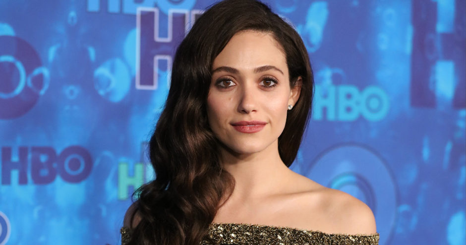 Emmy Rossum was subjected to anti-semitic abuse on Twitter and it's not okay